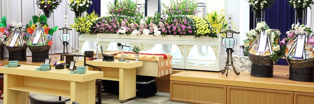 葬儀の業者がやってくれることの写真